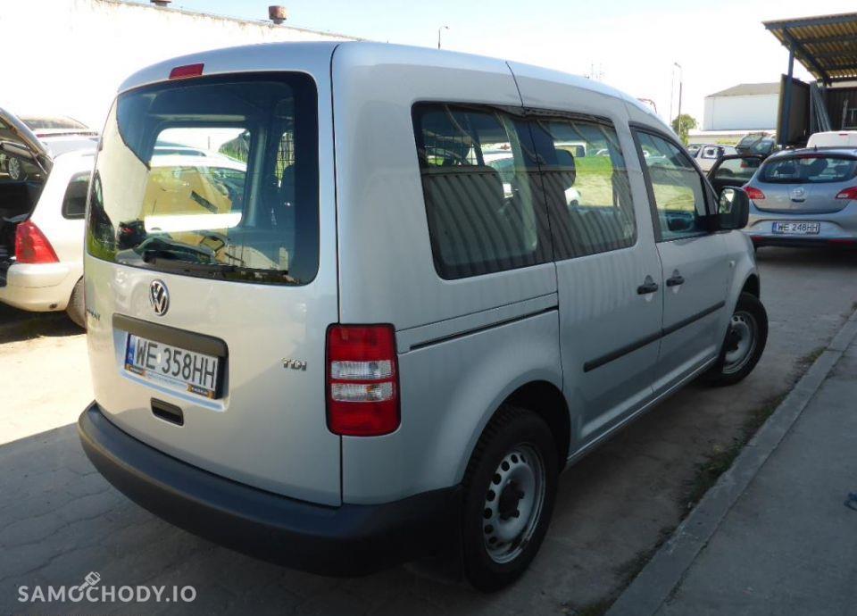 Volkswagen Caddy Caddy 1.6 TDI 5 osób GWARANCJA 2014 4
