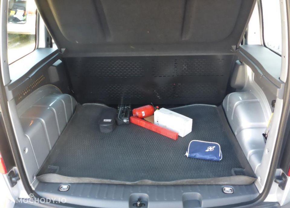 Volkswagen Caddy Caddy 1.6 TDI 5 osób GWARANCJA 2014 22