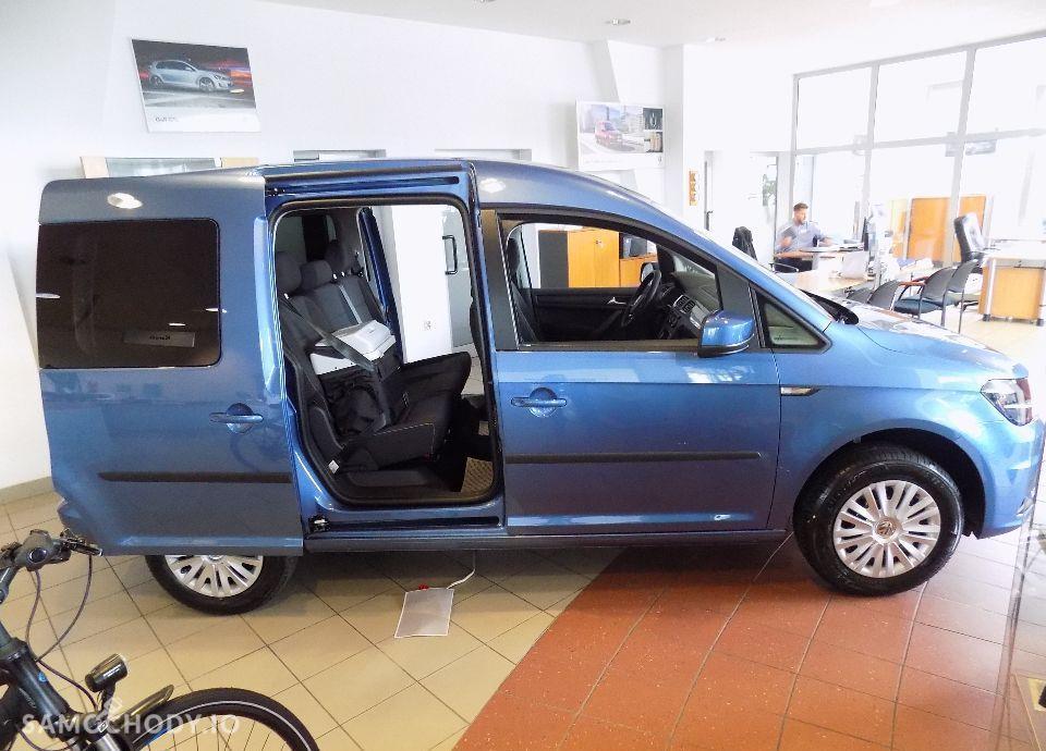 Volkswagen Caddy Trendline, 2.0TDI 102KM 16