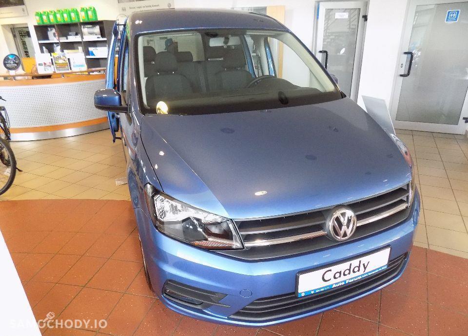 Volkswagen Caddy Trendline, 2.0TDI 102KM 29