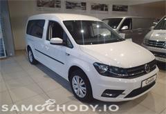 volkswagen z miasta sosnowiec Volkswagen Caddy Maxi Trendline Diesel KM Nawigacja