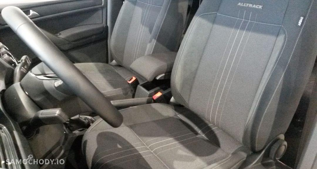 Volkswagen Caddy Alltrack 150 KM + DSG dostepny OD RĘKI 22