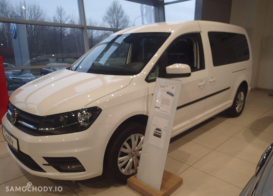 Volkswagen Caddy Maxi Trendline Diesel KM Nawigacja 2
