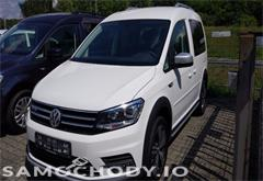volkswagen caddy z województwa śląskie Volkswagen Caddy Alltrack 150 KM + DSG dostepny OD RĘKI