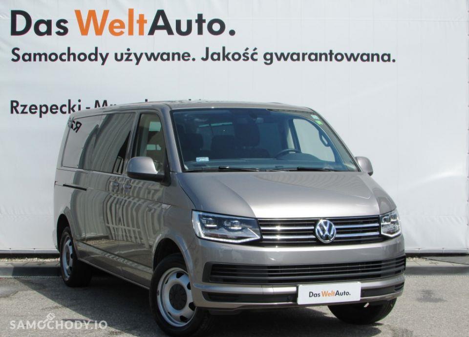 Volkswagen Caravelle Comfortline LED DSG Long Salon Polska 1