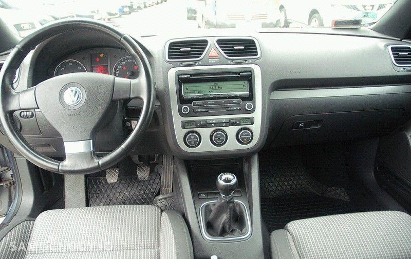Volkswagen Eos TDi, Zarejestrowany, Ubezpieczony, Zadbany, Auto z Gwarancją, 46