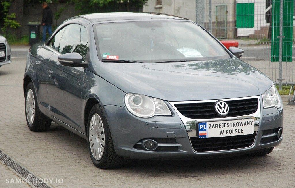 Volkswagen Eos TDi, Zarejestrowany, Ubezpieczony, Zadbany, Auto z Gwarancją, 4
