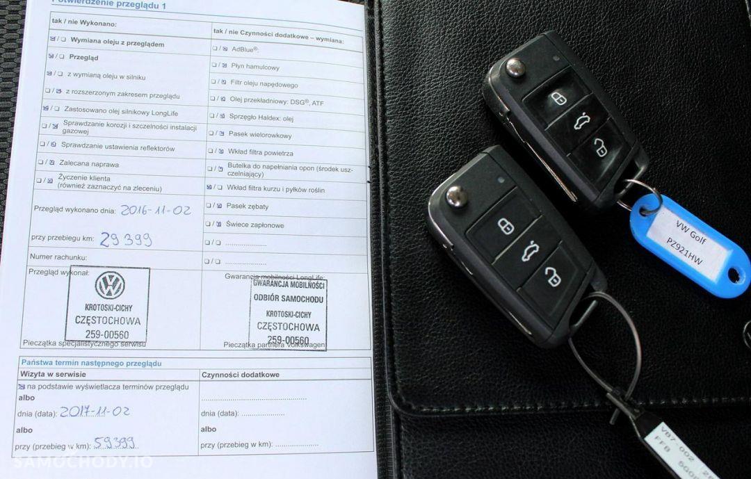 Volkswagen Golf Comfortline 1.2 TSI 105 KM 6-G 2015 rok. 92