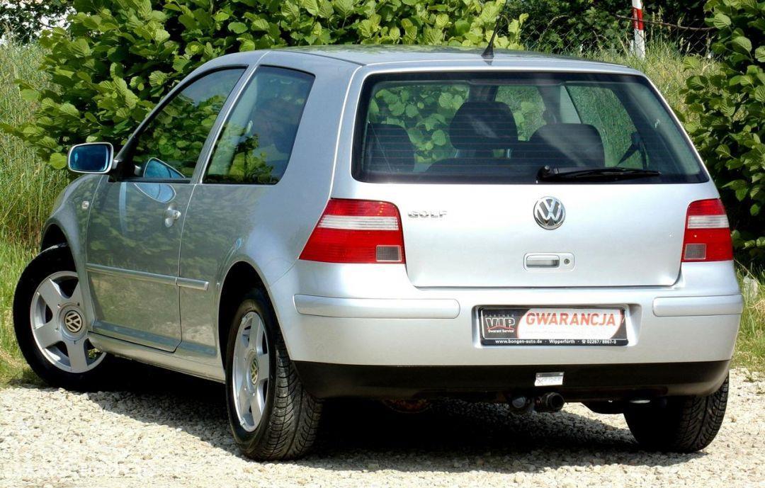 Volkswagen Golf Klimatronic / Pacific / Alu / 95000km / 2003r 16