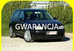 volkswagen z województwa śląskie Volkswagen Golf Klimatyzacja / Gwarancja /ESP /  2000r