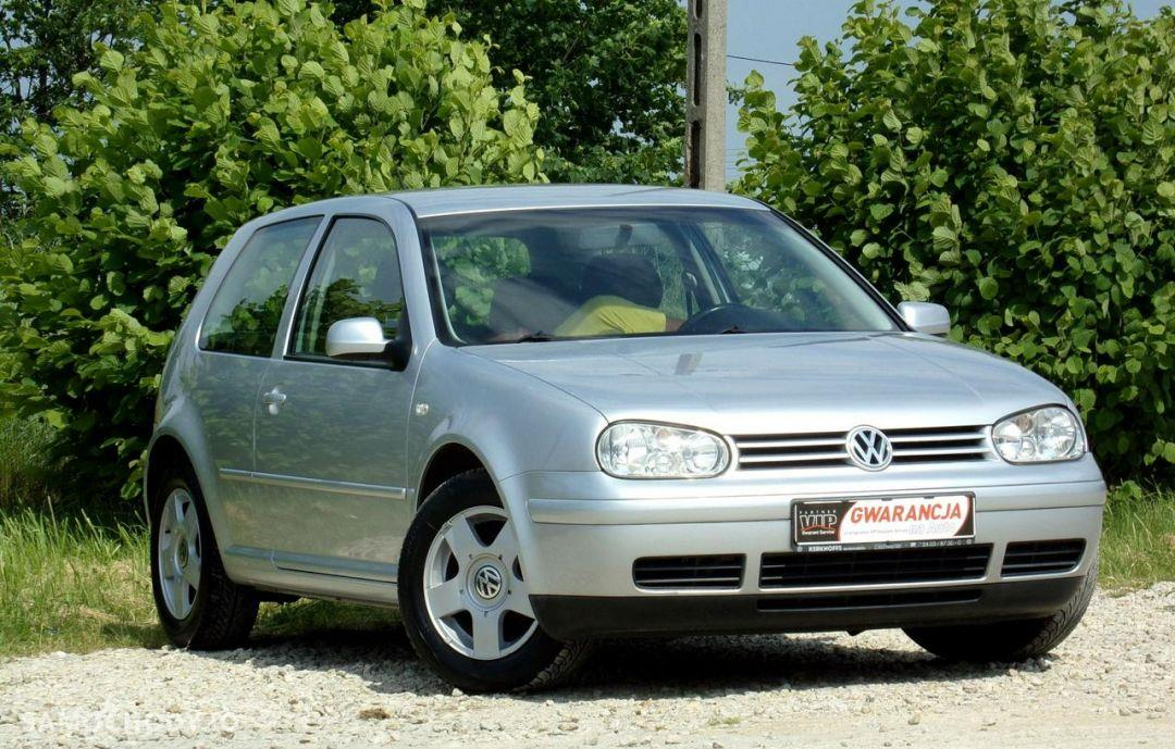 Volkswagen Golf Klimatronic / Pacific / Alu / 95000km / 2003r 2