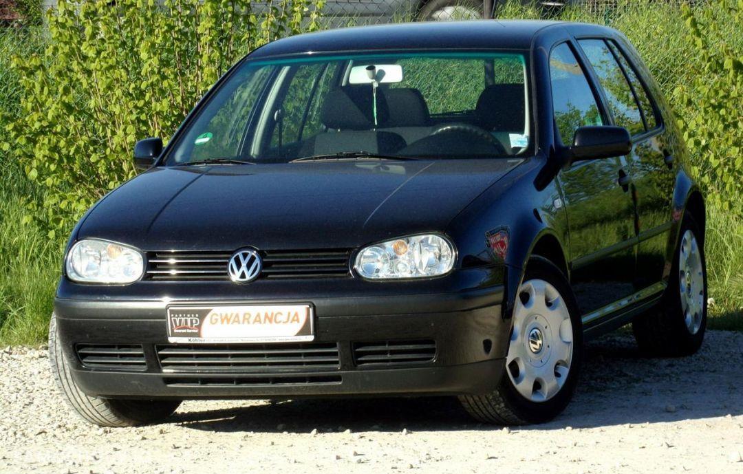 Volkswagen Golf Klimatyzacja / Gwarancja /ESP /  2000r 2