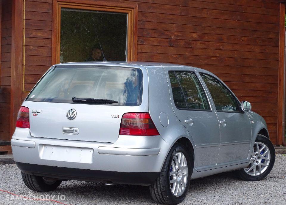Volkswagen Golf 1,9 TDI///105 KM///Klima///Elektr///Alu///Ks. Serwis///Zamiana 2