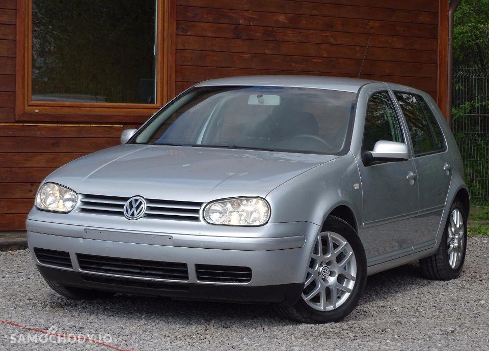Volkswagen Golf 1,9 TDI///105 KM///Klima///Elektr///Alu///Ks. Serwis///Zamiana 1