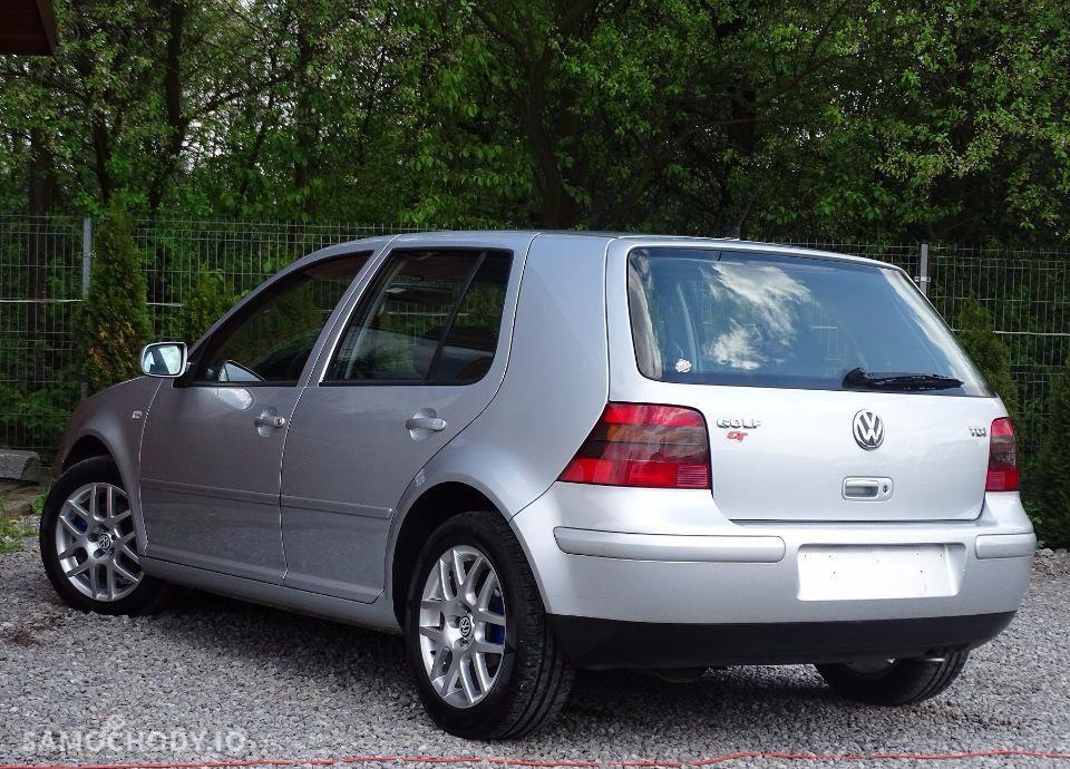 Volkswagen Golf 1,9 TDI///105 KM///Klima///Elektr///Alu///Ks. Serwis///Zamiana 7