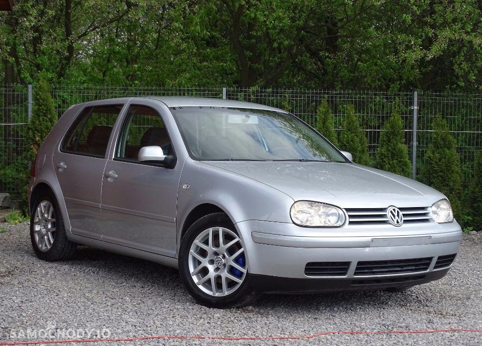Volkswagen Golf 1,9 TDI///105 KM///Klima///Elektr///Alu///Ks. Serwis///Zamiana 4