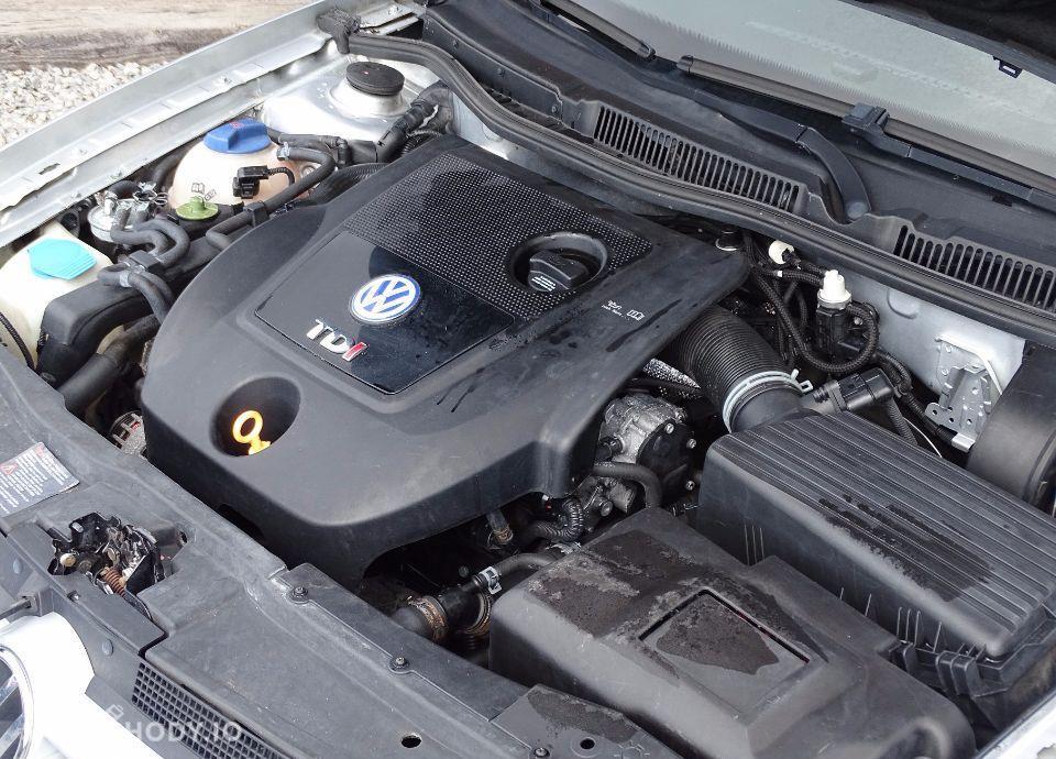 Volkswagen Golf 1,9 TDI///105 KM///Klima///Elektr///Alu///Ks. Serwis///Zamiana 56