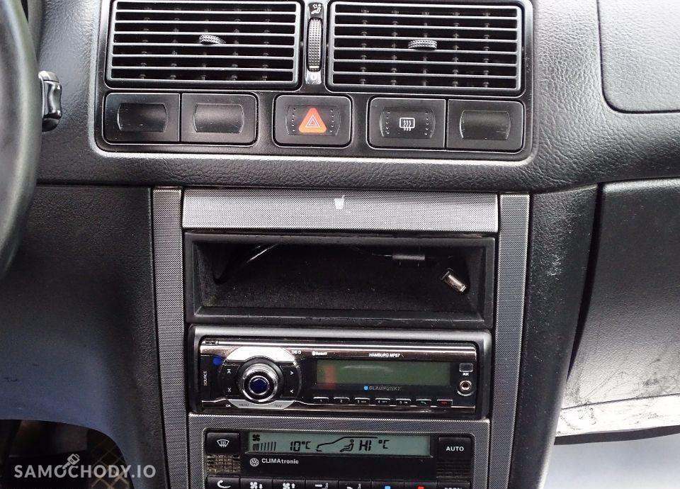 Volkswagen Golf 1,9 TDI///105 KM///Klima///Elektr///Alu///Ks. Serwis///Zamiana 46