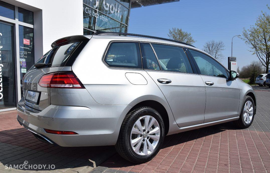Volkswagen Golf Nowy Var Comf 1.4TSI 125KM, Climatronic, Led, Alarm, Cz. park, Od ręki 7