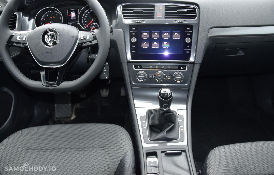 Volkswagen Golf Nowy Comf. 1.4TSI 125KM, Climatronic, Led, Cz. park, Alarm, Od ręki!!! 29