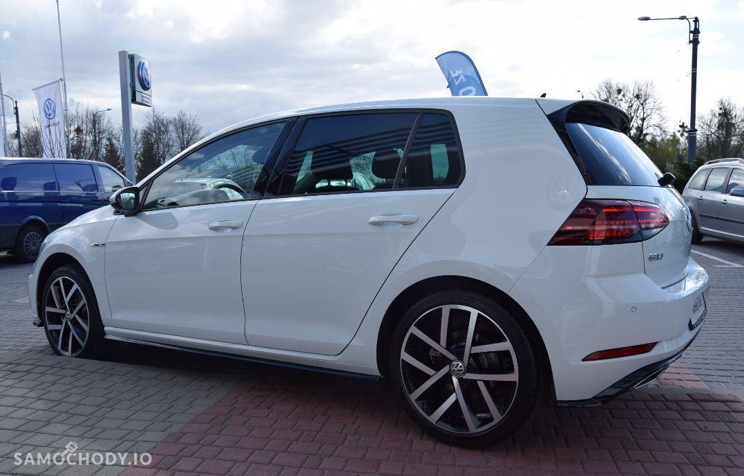 Volkswagen Golf Nowy High. 2.0TDI R Line 150KM DSG, Navi, Led, Cz. park, Leasing 101% 7