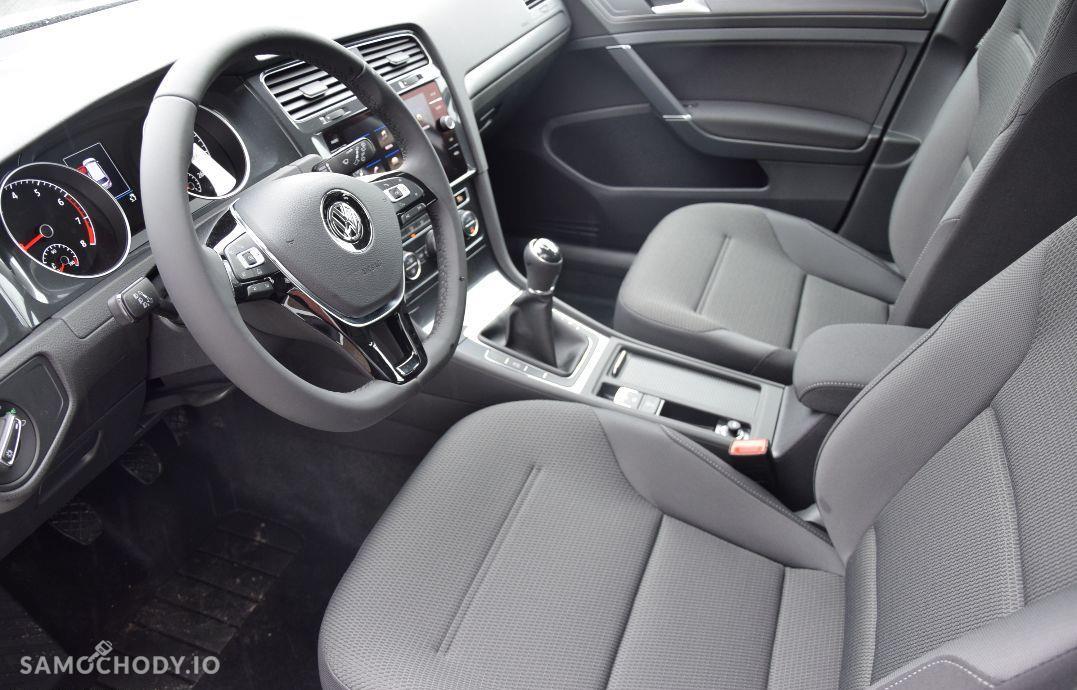 Volkswagen Golf Nowy Var Comf 1.4TSI 125KM, Climatronic, Led, Alarm, Cz. park, Od ręki 22