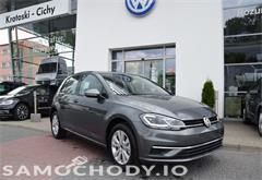 volkswagen z województwa łódzkie Volkswagen Golf Nowy Comf. 1.4TSI 125KM, Climatronic, Led, Cz. park, Alarm, Od ręki!!!