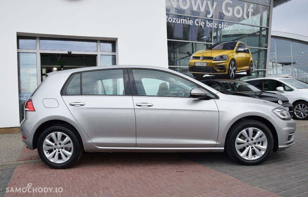 Volkswagen Golf Nowy Comf. 1.4TSI 125KM, Climatronic, Led, Cz. park, Alarm, Od ręki!!! 4