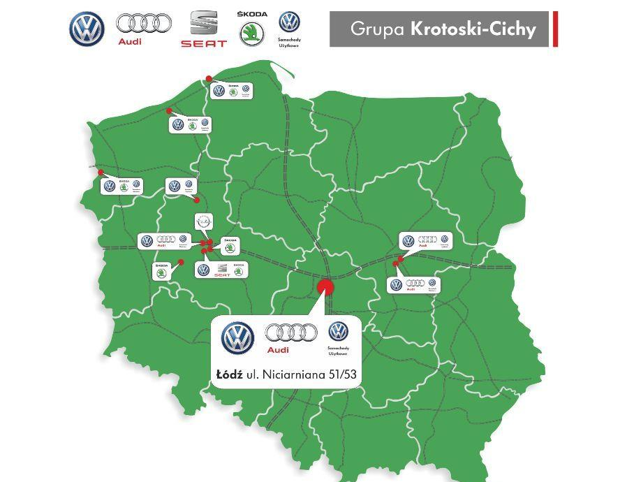 Volkswagen Golf Nowy High. 2.0TDI R Line 150KM DSG, Navi, Led, Cz. park, Leasing 101% 56