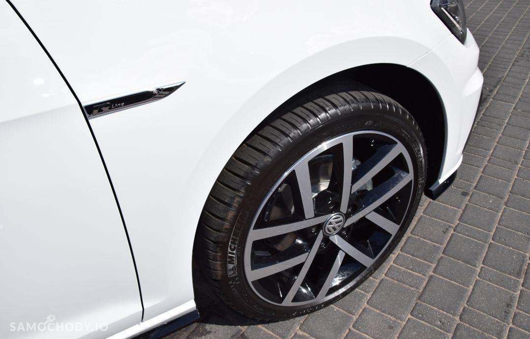 Volkswagen Golf Nowy High. 2.0TDI R Line 150KM DSG, Navi, Led, Cz. park, Leasing 101% 16