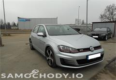 volkswagen golf z województwa wielkopolskie Volkswagen Golf GTI!! 2.0 230KM!! DSG!!
