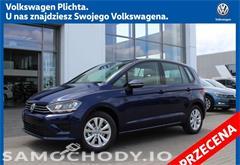 volkswagen z województwa pomorskie Volkswagen Golf Sportvan Comfortline 1,4 TSI 125 KM 6 biegów Promocja PLICHTA GDAŃSK