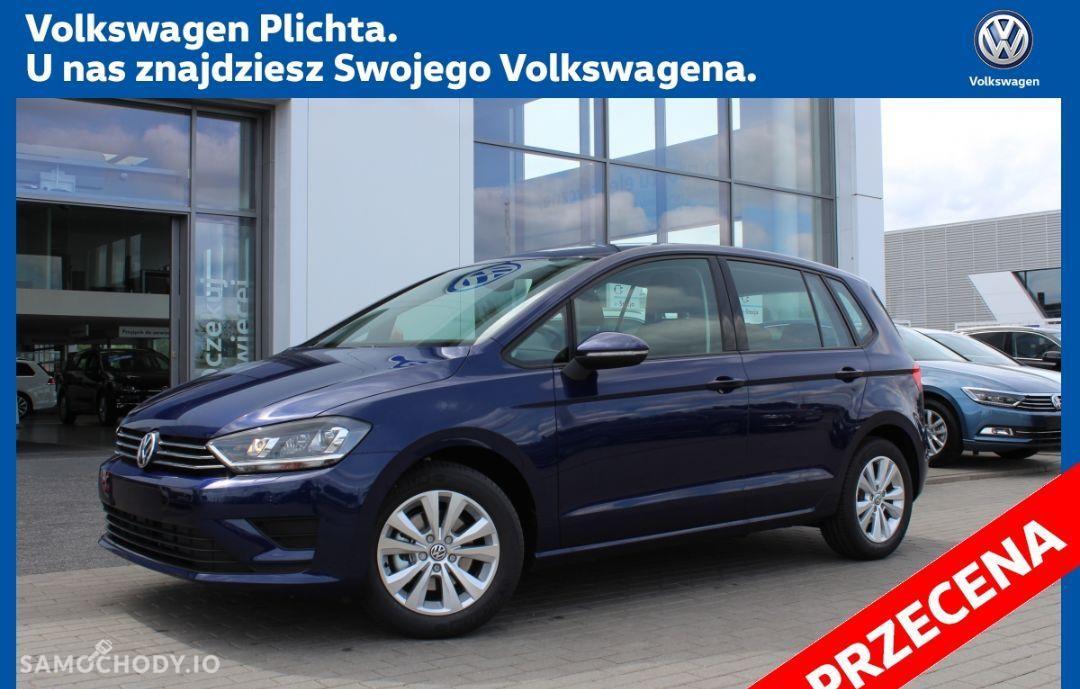 Volkswagen Golf Sportvan Comfortline 1,4 TSI 125 KM 6 biegów Promocja PLICHTA GDAŃSK 1