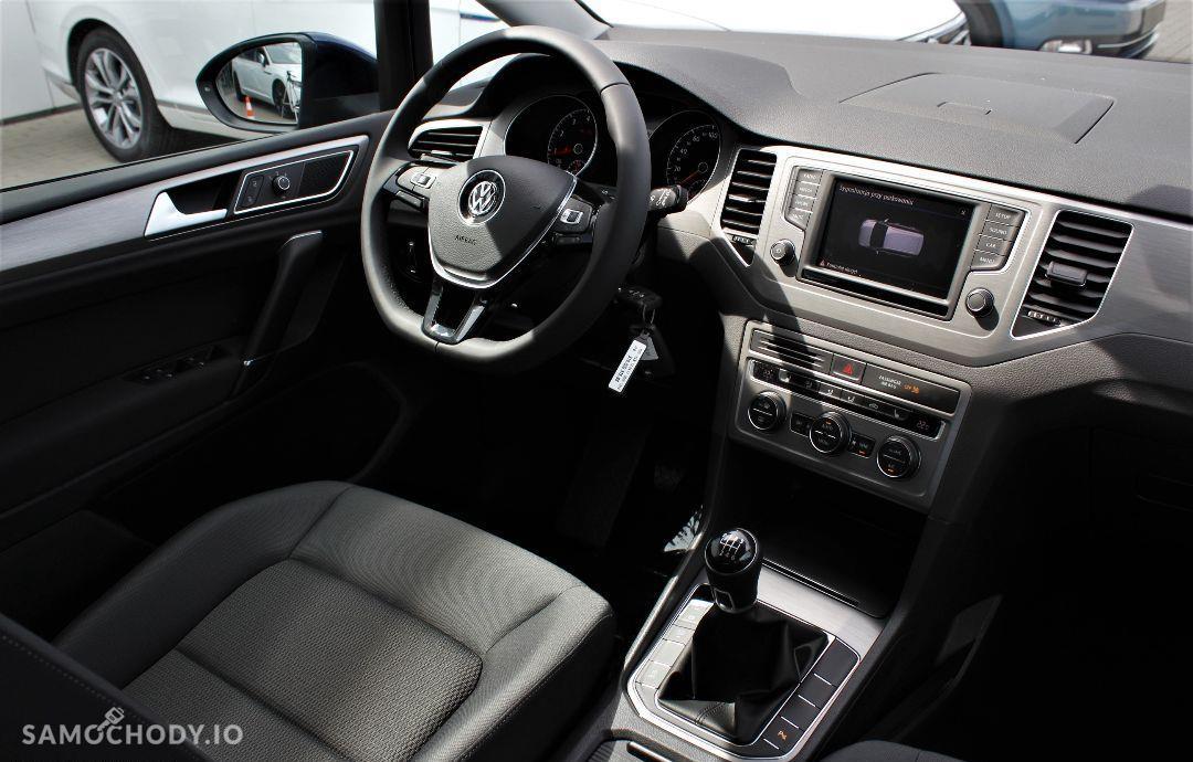 Volkswagen Golf Sportvan Comfortline 1,4 TSI 125 KM 6 biegów Promocja PLICHTA GDAŃSK 11