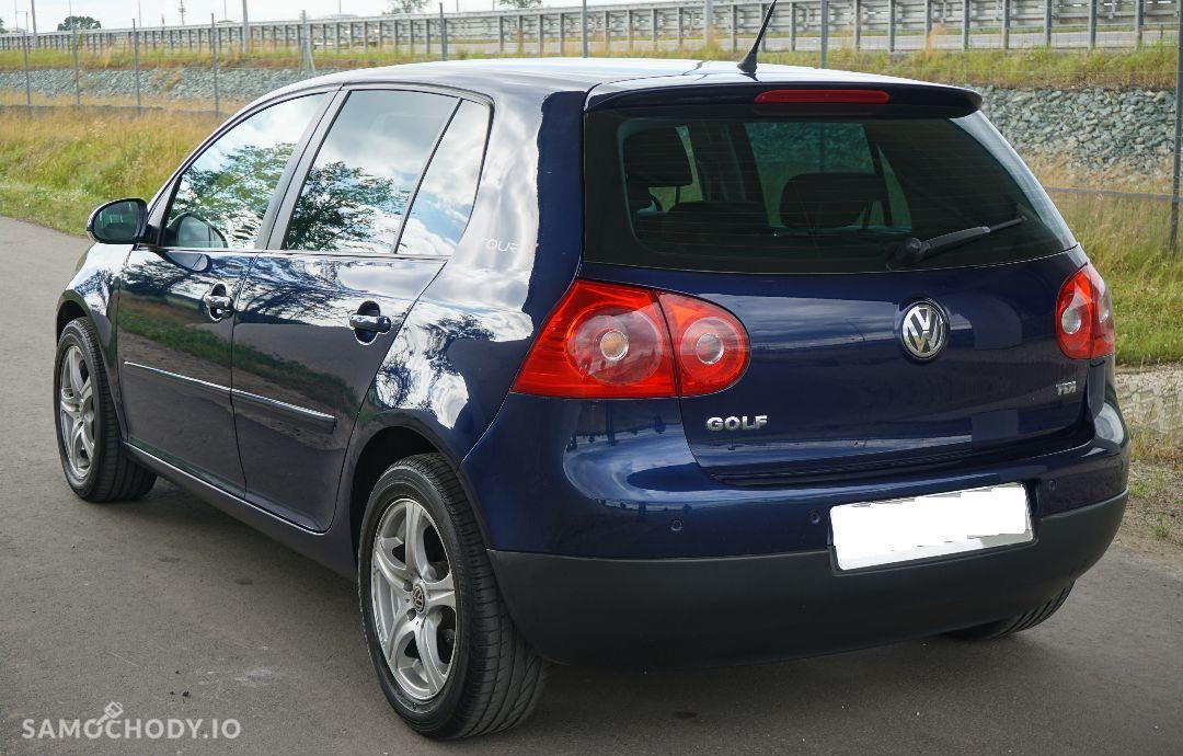 Volkswagen Golf 1.9 TDI mały przebieg bogata wersja klimatronic zarejstrowany 4