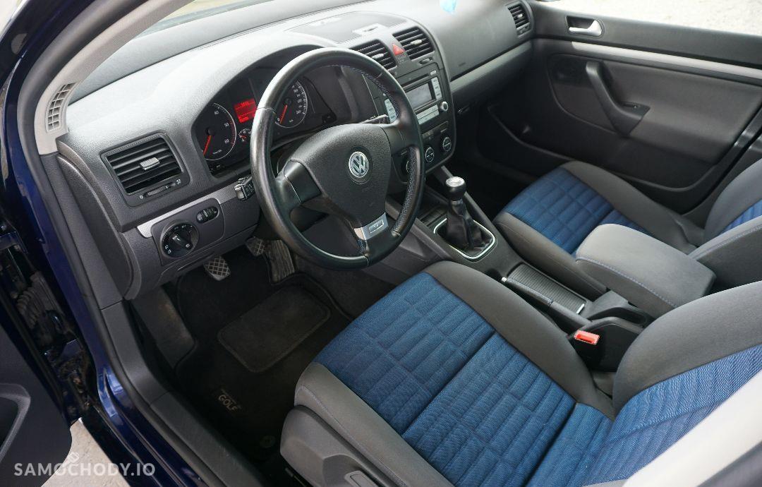 Volkswagen Golf 1.9 TDI mały przebieg bogata wersja klimatronic zarejstrowany 22