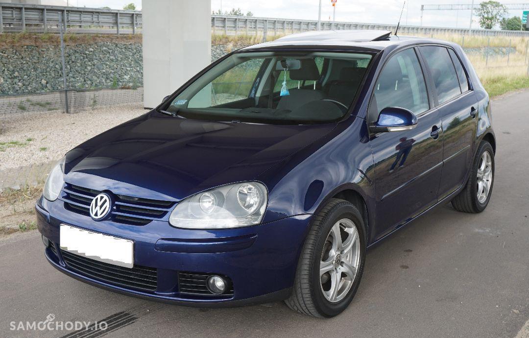 Volkswagen Golf 1.9 TDI mały przebieg bogata wersja klimatronic zarejstrowany 56