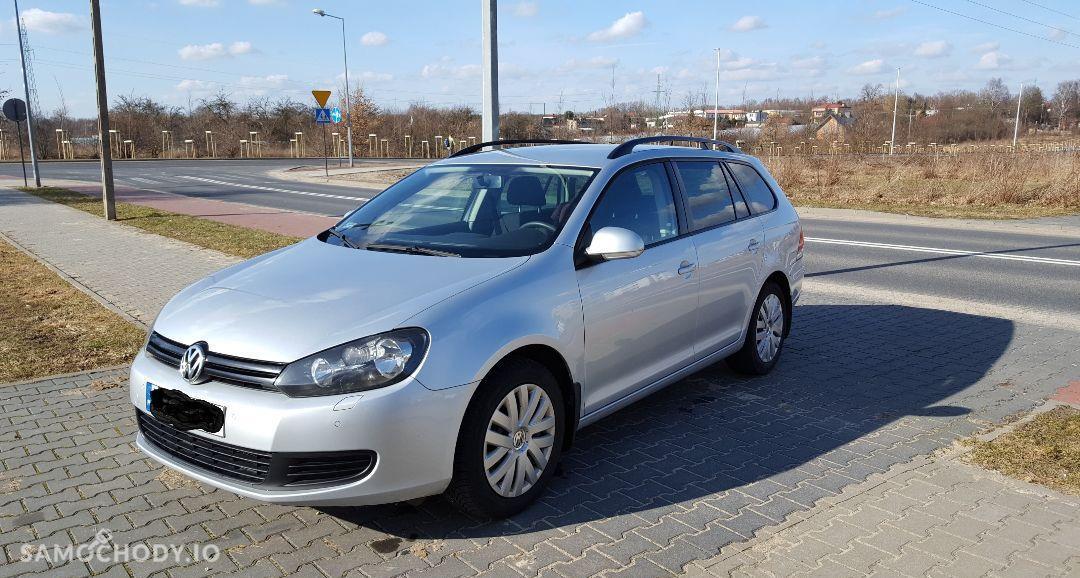 Volkswagen Golf VW Golf VI 2011 1.6 TDI OKAZJA salon Polska, cena brutto 1