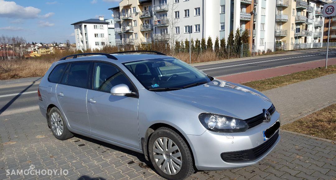 Volkswagen Golf VW Golf VI 2011 1.6 TDI OKAZJA salon Polska, cena brutto 7