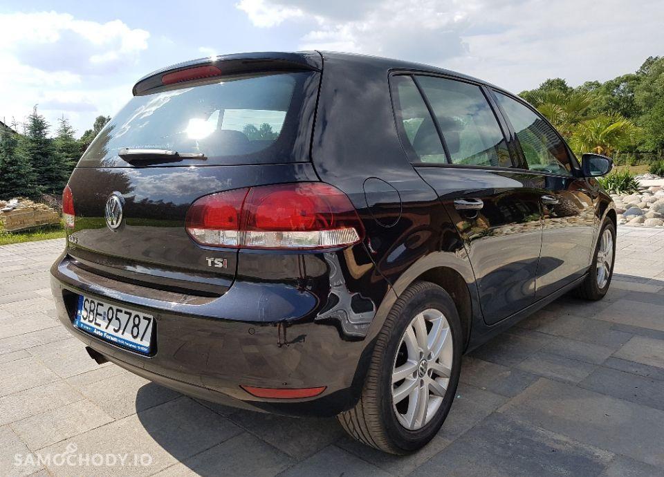 Volkswagen Golf GOLF 6 Salon PL Serwisowany HIGLINE Bezwypadkowy 1.4 TSI pełna wersja 1