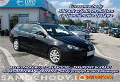 volkswagen golf salon polska 1.6 tdi