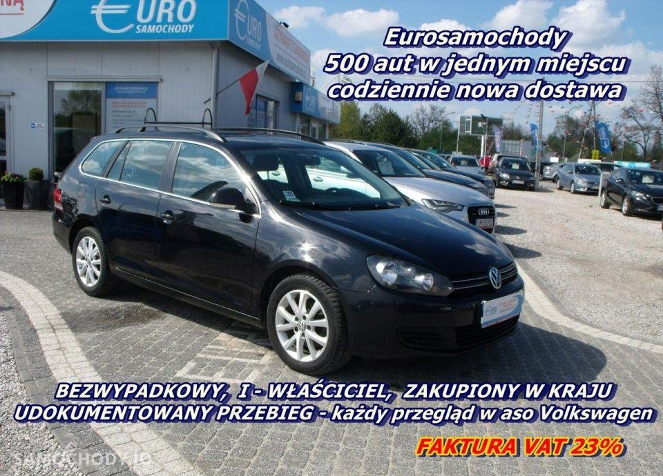 Volkswagen Golf Salon Polska 1.6 TDI 1