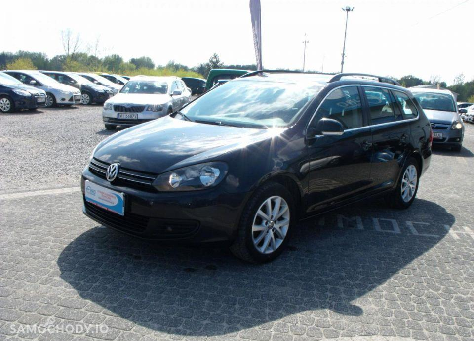 Volkswagen Golf Salon Polska 1.6 TDI 4