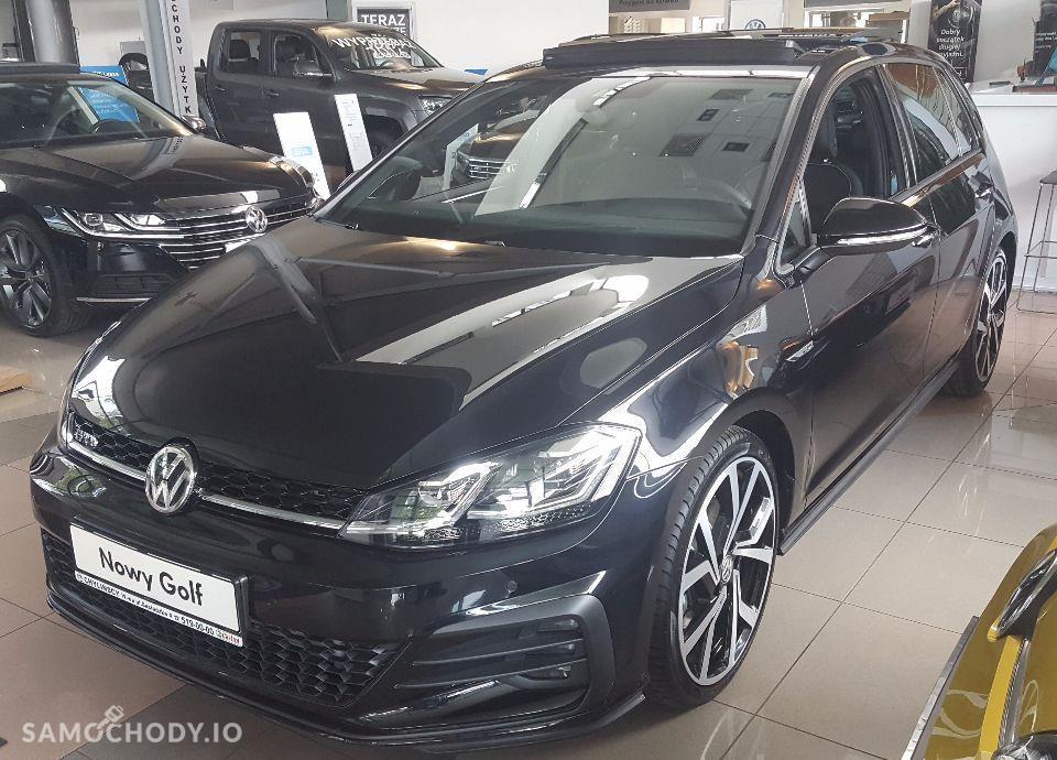 Volkswagen Golf GTD 2.0 TDI 184KM DSG FL Skóra Rocznik 2017 7