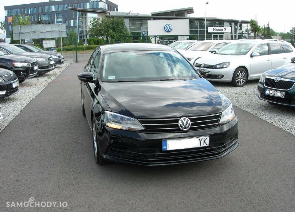 Volkswagen Jetta Salon Polska Vat Comfortline 1