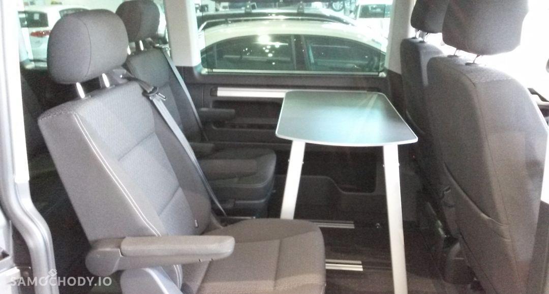 Volkswagen Multivan Trendline 7 miejsc 150 KM Skrzynia Bieg. DSG Climatronic Nawigacja 29