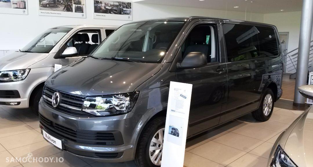 Volkswagen Multivan Trendline 7 miejsc 150 KM Skrzynia Bieg. DSG Climatronic Nawigacja 1