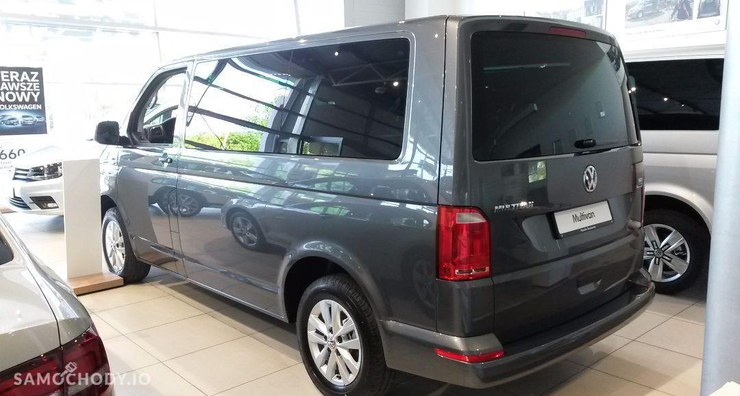 Volkswagen Multivan Trendline 7 miejsc 150 KM Skrzynia Bieg. DSG Climatronic Nawigacja 7