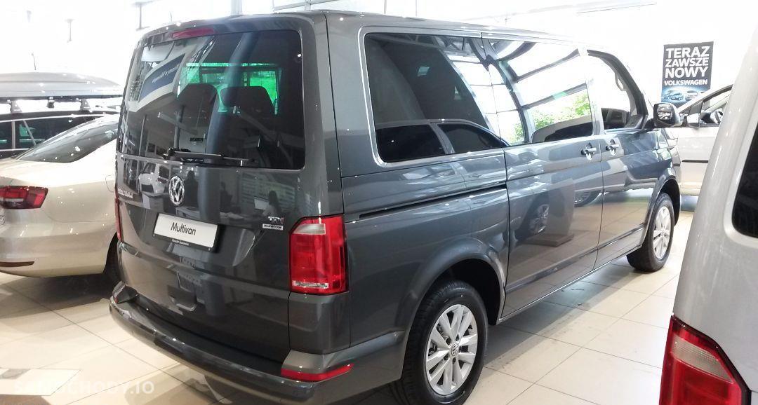 Volkswagen Multivan Trendline 7 miejsc 150 KM Skrzynia Bieg. DSG Climatronic Nawigacja 4