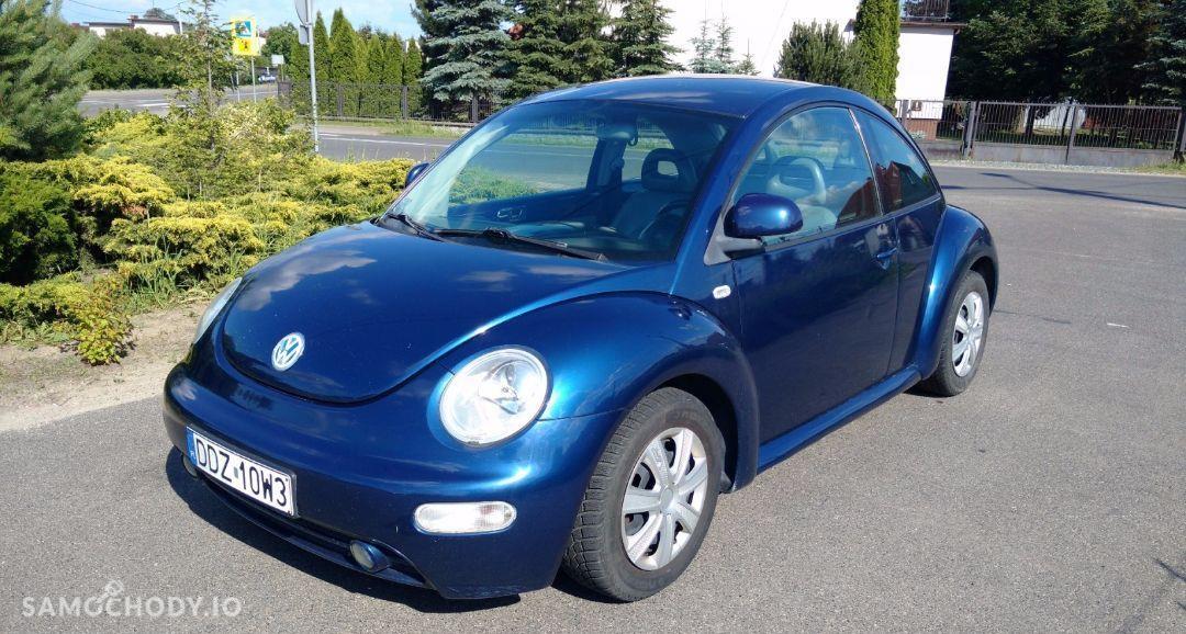Volkswagen New Beetle 1.9 TDI 90 km 1
